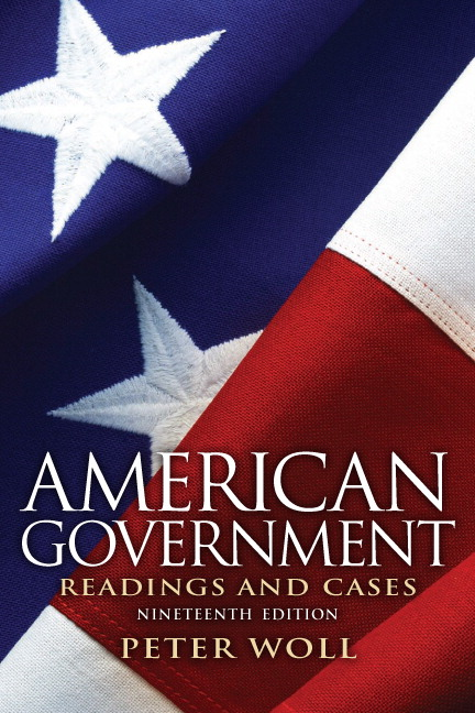 american government readings essay Perspectives on american government: readings in political development and institutional change the second edition of this much-admired book offers an accessible and coherent selection of readings illustrating for students the depth and contours of how american politics has developed over time.