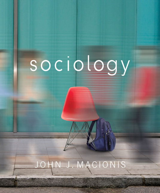 Macionis sociology pearson sociology view larger fandeluxe Gallery