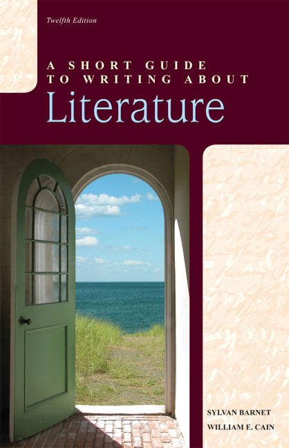 literature an introduction to reading and writing 12th edition Literature: an introduction to reading and writing, 2nd edition ap edition ©2012 correlated to common core standards for english language arts, grade 11-12 1 se = student edition te.