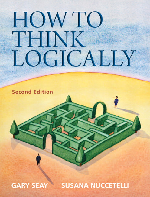 how to think logically gary seay pdf