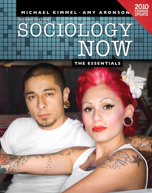 Sociology Now: The Essentials Census Update, 2nd Edition
