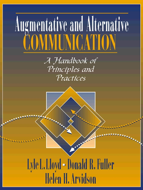 Lloyd, Fuller & Arvidson, Augmentative and Alternative