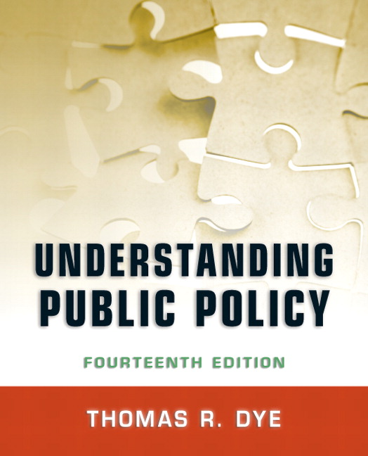Dye understanding public policy pearson view larger fandeluxe Images
