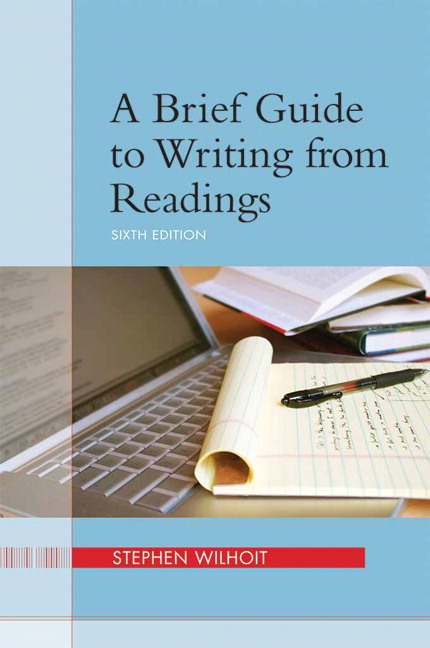 essay writing skills with readings 7th edition Essay writing skills with readings: john langan, sharon winstanley paperback feb 15 2011 there is a newer edition of this item: essay essay writing for canadian students (7th edition).