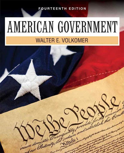 American Government 14th Edition Pearson