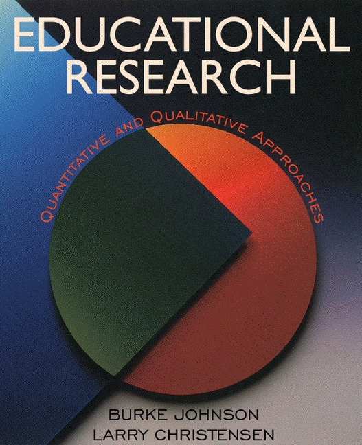 Johnson christensen educational research quantitative educational research qualitative and quantitative approaches fandeluxe Images