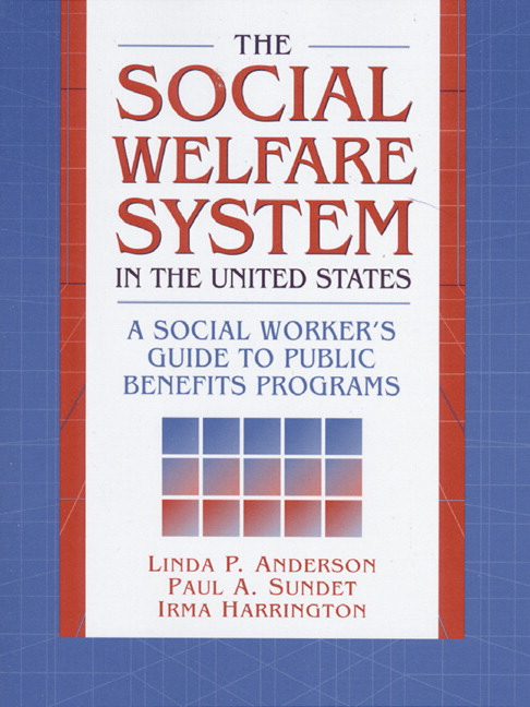a welfare system in the united states should be reformed Social welfare reviewing the chapter chapter focus  the welfare reform act of 1996  social welfare in the united states.