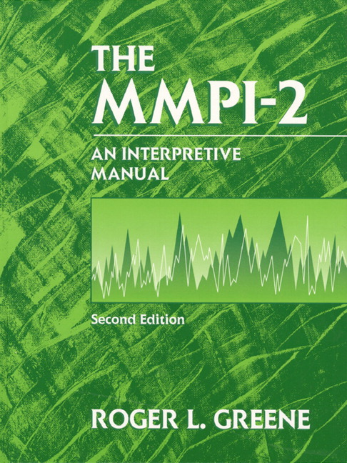 Greene, MMPI-2/MMPI-2-RF, The: An Interpretive Manual, 3rd