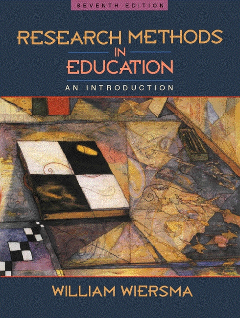 research methods in education Educational research review is a international journal aimed at researchers and various agencies interested to review studies in education and instruction at any level the journal will accept meta-analytic reviews, narrative reviews and best-evidence syntheses.