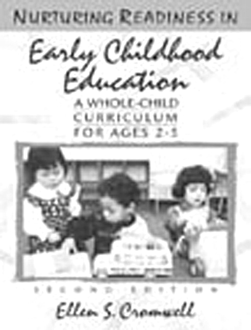 Cromwell Nurturing Readiness In Early Childhood Education A Whole