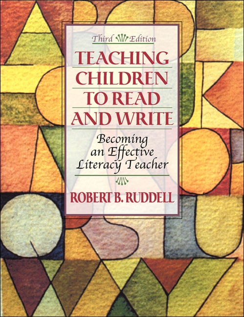 how to teach a child to read and write
