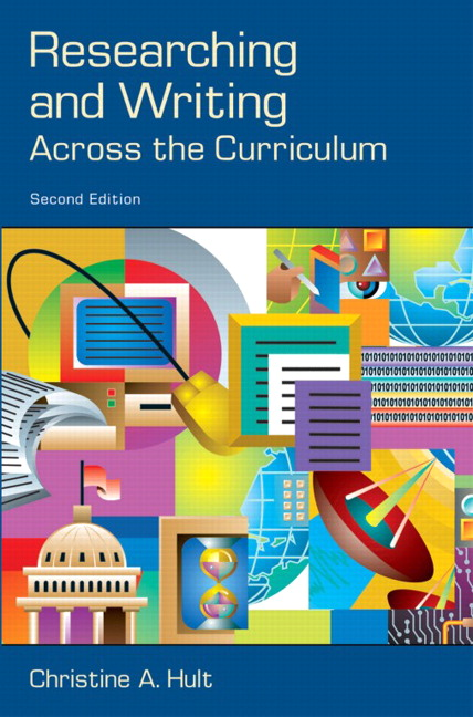 writing research papers across the curriculum 5th edition Abebookscom: writing research papers across the curriculum (9780030549786) by susan m hubbuch and a great selection of similar new, used and collectible books available now at great prices.