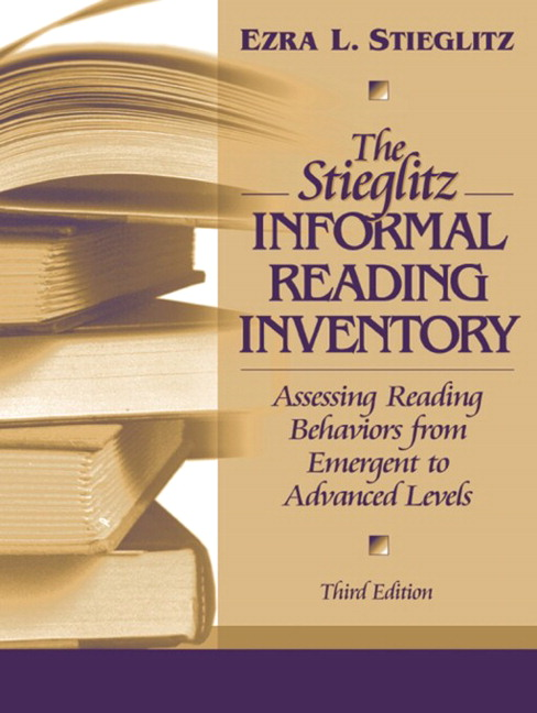 It is a photo of Epic Printable Informal Reading Inventory