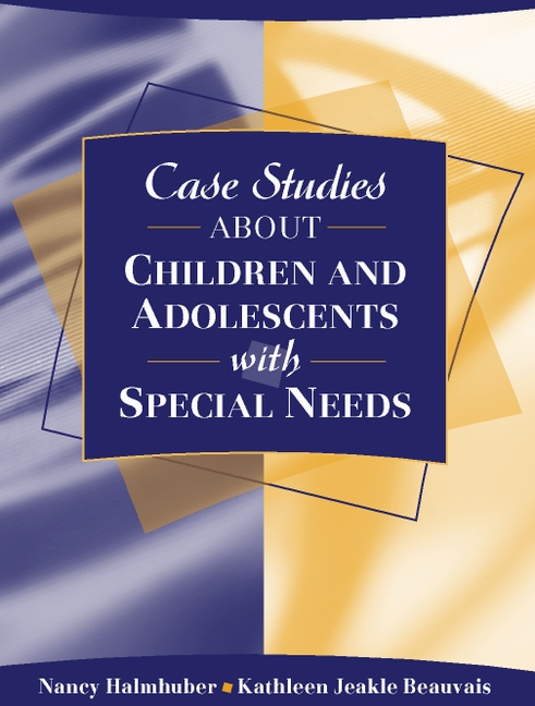 special education case studies Module 3: education for children with special needs (3 hours) unit 1: the rights of children with special needs  task 2: case studies of children with special.