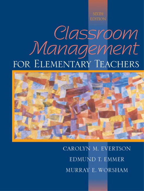 carolyn evertson s classroom organization and Handbook of classroom management : research, practice, and contemporary issues / edited by carolyn m evertson, carol s weinstein.