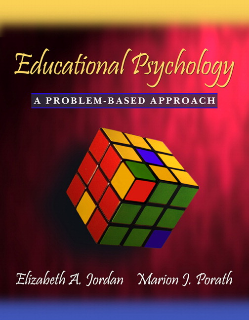 an introduction to the educational psychology the appropriate punishment Educational psychology as a discipline  sociology of education, or educational psychology  development lead to the choice of individually appropriate tasks.