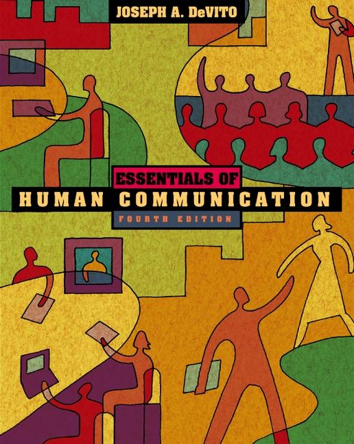 devito essentials of human communication with interactive companion cd rom pearson. Black Bedroom Furniture Sets. Home Design Ideas