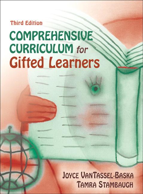 Vantassel Baska Stambaugh Comprehensive Curriculum For Gifted