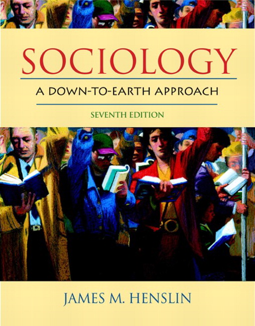 the principles of sociology a down to earth approach Find great deals on ebay for sociology a down to earth approach and sociology a down to earth approach 11th edition shop with confidence.