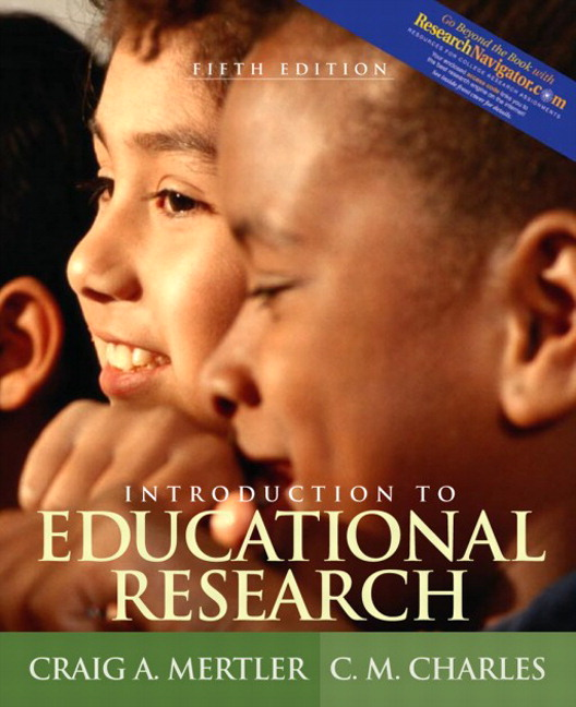 introduction to educational research and the 152 the importance of action research in teacher education programs reason and bradbury postulate that collaborative efforts help develop practical ideas to assist with the pursuit of worthwhile human purposes.