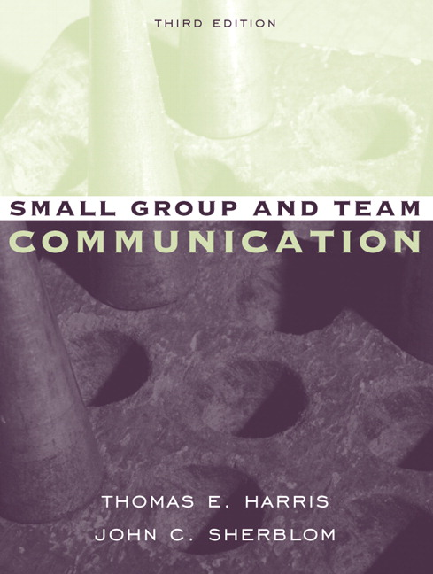 small group and team communication Small groups in a business setting offer definite advantages to the organization rather than each employee working on a project by herself, the organization groups employees together while this business model has its benefits, a lack of communication among the members of the small group can cause problems that can.