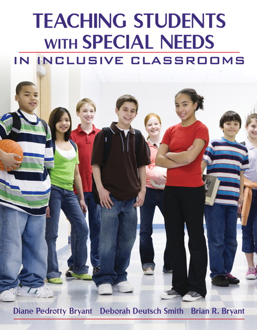 "special needs students It is often said by people who mean well that working with children with special needs ""requires the patience of a saint"" not true what it does require is human compassion — something more of us have than we seem ready to acknowledge."