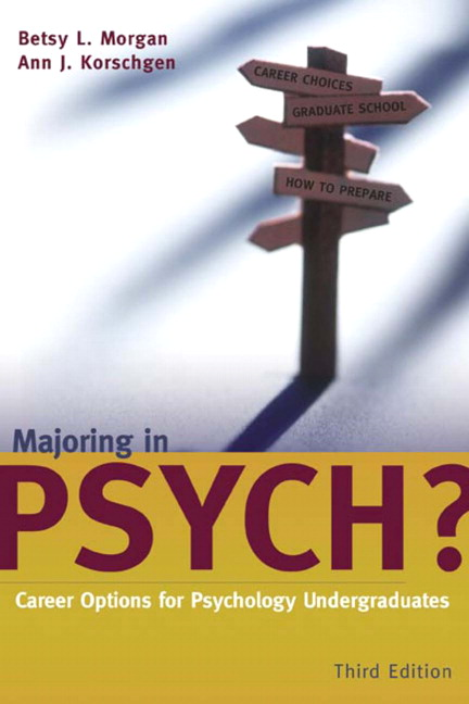 the different career options for psychologists A bachelor's degree provides more options, but if you want to work in human services, for example as a psychologist, you will need at least a master's degree, but more likely a phd or a psyd a phd is more research-oriented than a psyd.