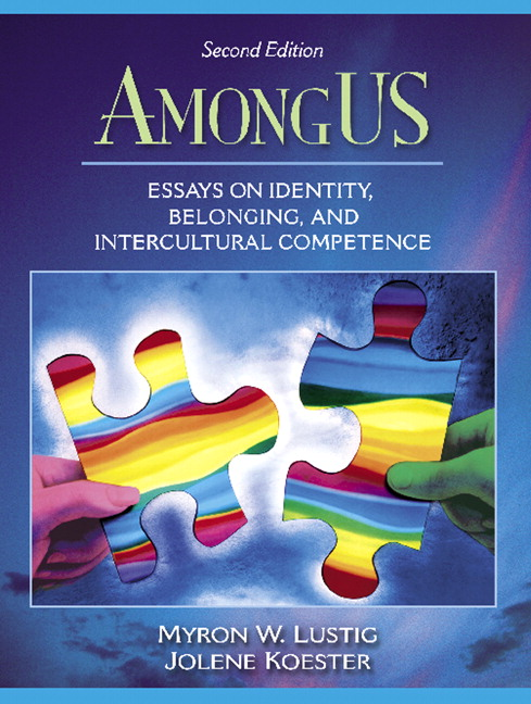 lustig koester amongus essays on identity belonging and  amongus essays on identity belonging and intercultural