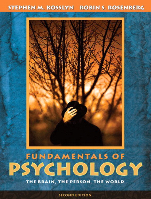 Kosslyn rosenberg fundamentals of psychology in context 3rd fundamentals of psychology the brain the person the world with study card 2nd edition fandeluxe Image collections