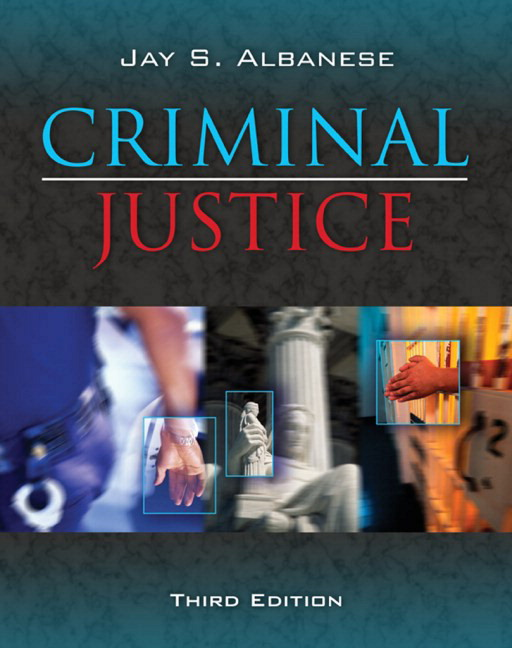 Criminal Justice (with Study Card)