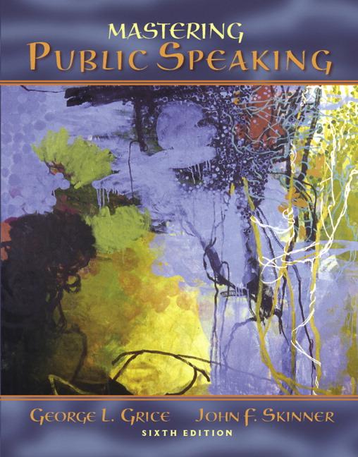 myspeechlab pegasus standalone access card for public speaking handbook 3rd edition