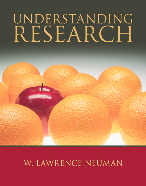Basics of social research neuman pdf