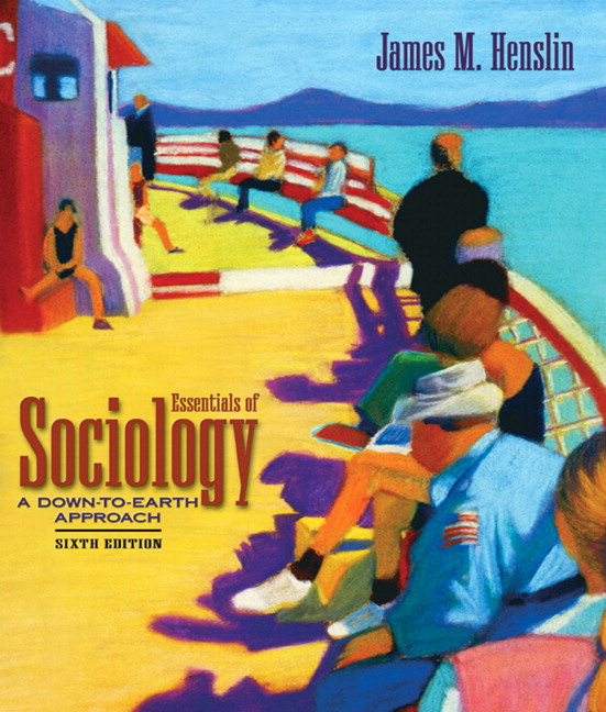 james m henslin's essentials of sociology Amazoncom: essentials of sociology james m henslin interesting finds updated daily amazon try prime all essentials of sociology: a down-to-earth approach.