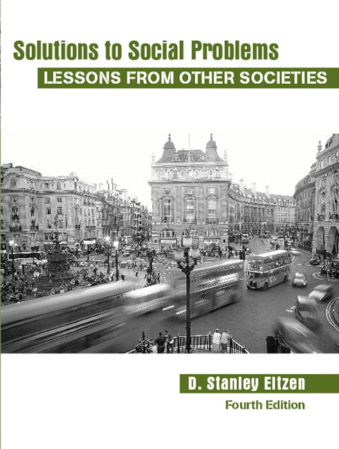 social problems eitzen Buy social problems 11th edition (9780205547968) by d stanley eitzen, maxine baca zinn and kelly e eitzen smith for up to 90% off at textbookscom.