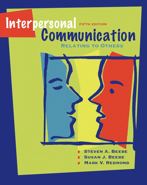 interpersonal communication relating to others 6th edition pdf download