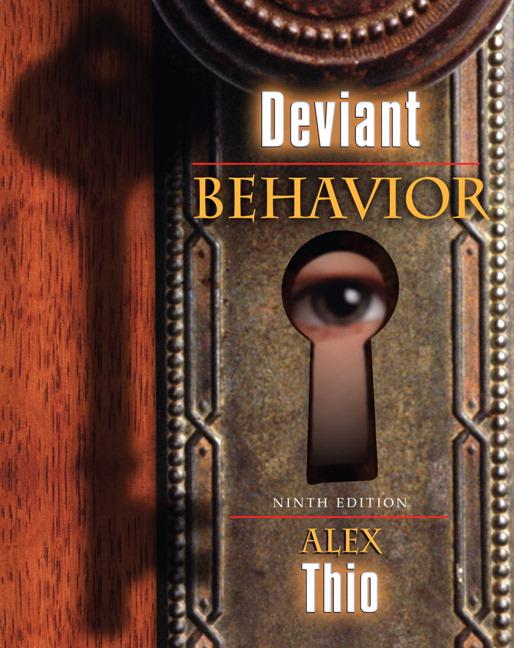 my deviant behavior