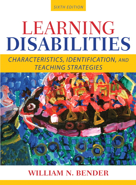 Bender Learning Disabilities Characteristics Identification And