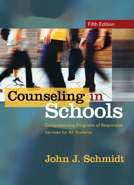 conselling in schools High school guidance counseling the job of high school counseling will become more and more important to the success of schools and to the aspects of.