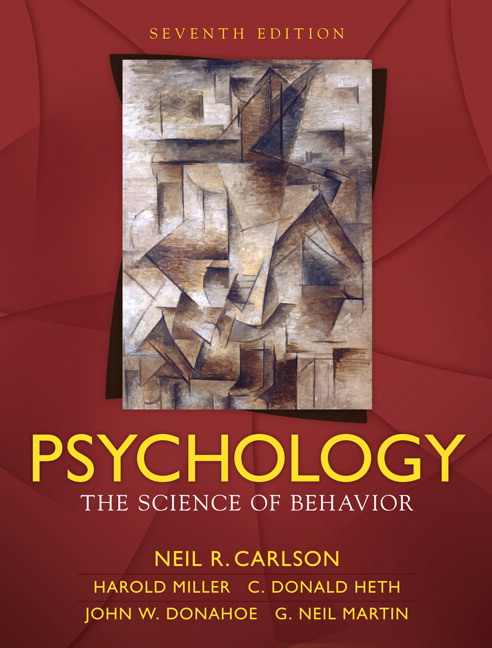 Carlson miller heth donahoe martin psychology the science of psychology the science of behavior 7th edition fandeluxe Choice Image