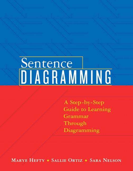 Hefty ortiz nelson sentence diagramming a step by step approach sentence diagramming a step by step approach to learning ccuart Choice Image