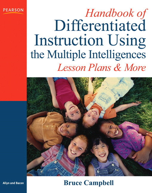 Campbell Handbook Of Differentiated Instruction Using The Multiple