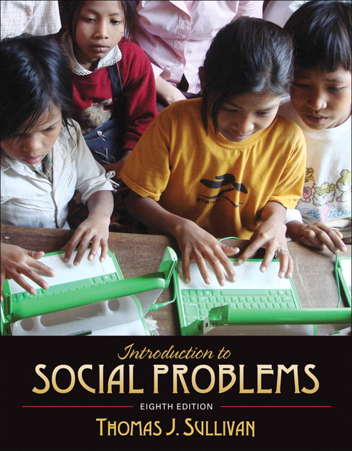 short paper three social problems in Although a huge amount of papers were written on social problem, there is no universal definition of social problem however, in academic literature, many of the authors have already agreed, to.