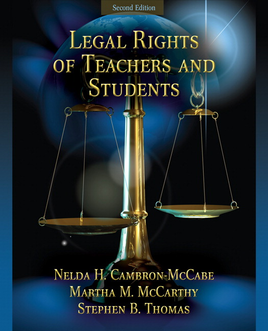 legal rights of students with disabilities Welcome to findlaw's education law center, providing helpful information,   rights the balance between accommodating students with disabilities and strict.
