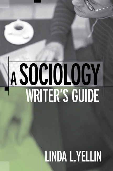 undergraduate research papers sociology Download full issue pdf opportunities for sociology students in undergraduate research journals by valerie jiggetts, asa academic and professional affairs program.
