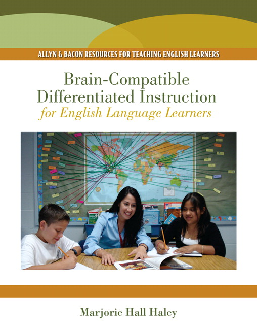 Hall Haley Brain Compatible Differentiated Instruction For English