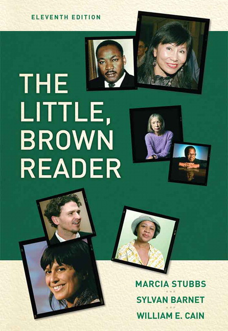 the little brown reader 11th edition essay Wwwccisedu/writingcenter (573) 875-7616 seabrook writing center 11/09 the mla works cited list, adapted from the mla handbook, 7th edition the works cited list gives full bibliographic information for all works cited in your.