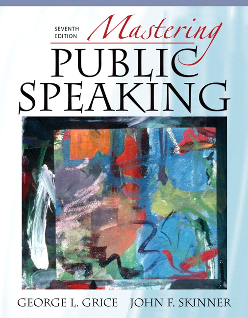 myspeechlab pegasus standalone access card for public speaking handbook 3rd edition