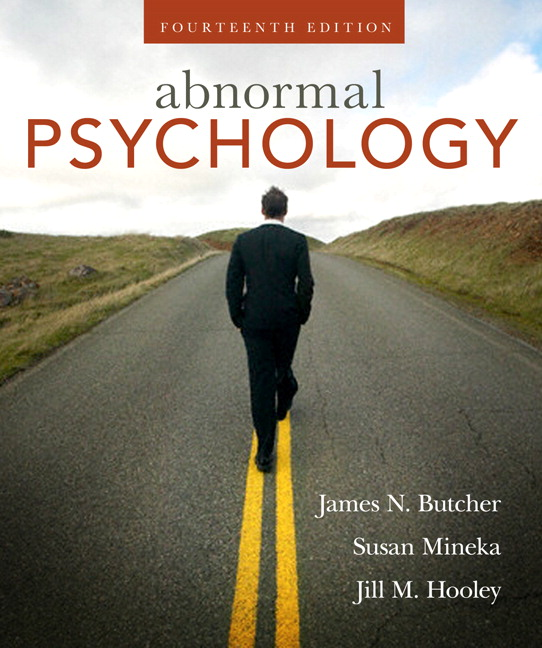 Butcher mineka hooley abnormal psychology pearson abnormal psychology view larger fandeluxe Images