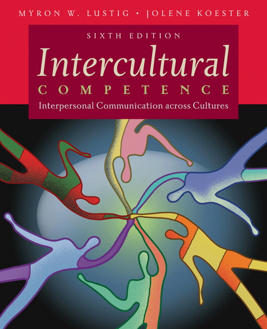 Lustig koester intercultural competence interpersonal intercultural competence interpersonal communication across cultures 6th edition fandeluxe Gallery