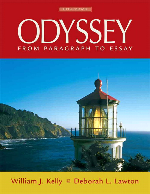 5 paragraph essay on the odyssey